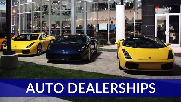 Ashenhurst Partner Group Auto Dealership Projects