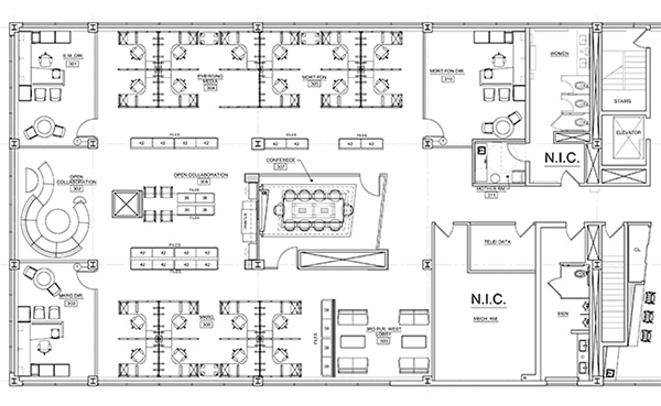 Ashenhurst Partner Group - MDRT Line Drawing